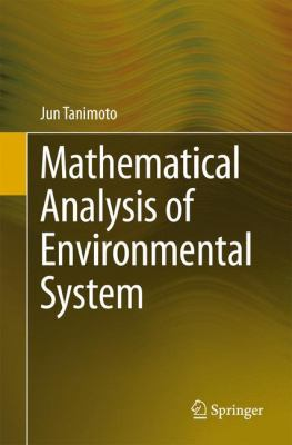 Book Cover: Mathematical ANalysis of Environmental System