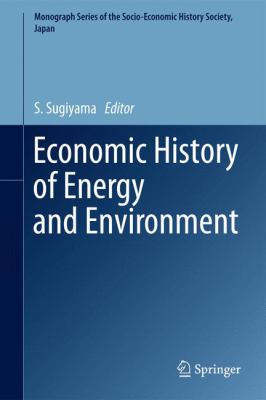 Book Cover : Economic History of Energy and Environment