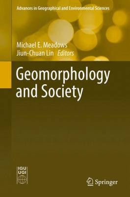 Book Cover : Geomorphology and Society