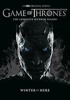Game of thrones. The complete seventh season