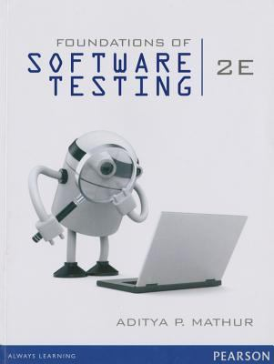 book cover: Foundations of Software Testing