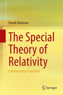 book cover: The Special Theory of Relativity