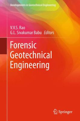 book cover: Forensic Geotechnical Engineering