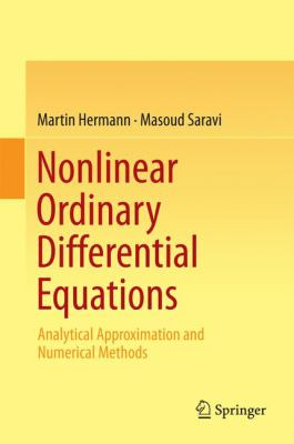 book cover: Nonlinear Ordinary Differential Equations