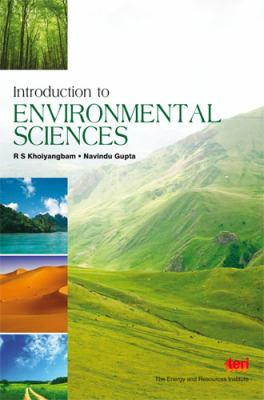 Introduction to Environmental Sciences, cover art.