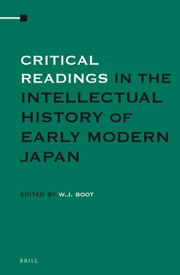 Boot Critical Readings Japan cover art