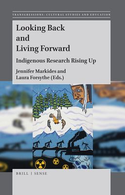 Cover image link to 	 Looking back and living forward: indigenous research rising up in catalogue