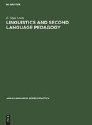Linguistics and Second Language Pedagogy cover art