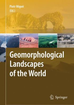 Book Cover : Geomorphological Landscapes of the World