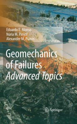 book cover: Geomechanics of Failures. Advanced Topics