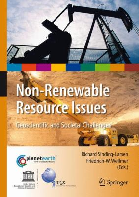 Book Cover : Non-Renewable Resource Issues