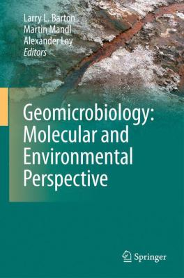 Book Cover : Geomicrobiology : molecular and environmental perspective