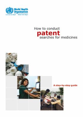 Cover art for How to Conduct Patent Searches for Medicines