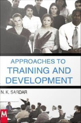 Book jacket for Approaches to Training and Development