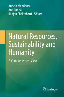 Book Cover : Natural Resources, Sustainability and Humanity