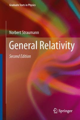 book cover: General Relativity