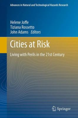 Book Cover : Cities at Risk : living with perils in the 21st century