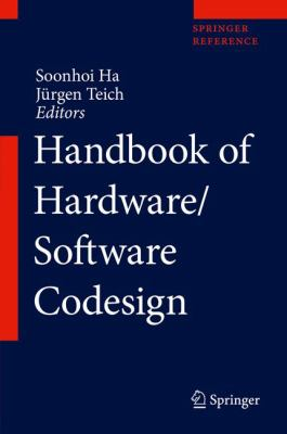 book cover: Handbook of Hardware and Software Codesign
