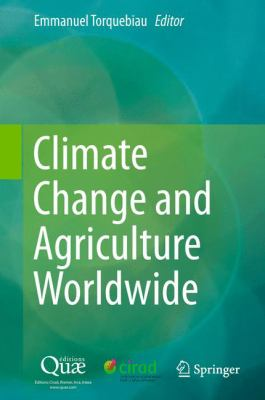 book cover for Climate Change and Agriculture Worldwide