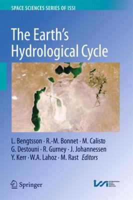 Book Cover : The Earth's Hydrological Cycle