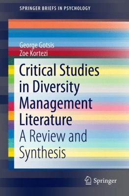 Critical Studies in Diversity Management Literature (Harvard Login)