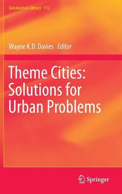 Book Cover : Theme Cities : Solutions for Urban Problems