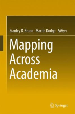 book cover:  Mapping Across Academia