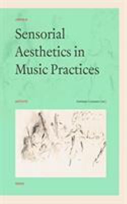 Cover Art - Sensorial Aesthetics in Music Practices