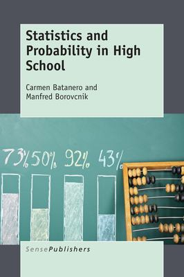Book cover: Statistics and Probability in High School