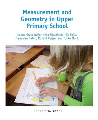 book cover: Measurement and Geometry in Upper Primary School