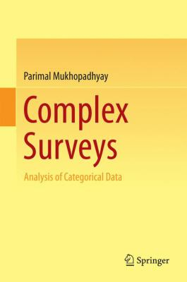book cover: Complex surveys : analysis of categorical data