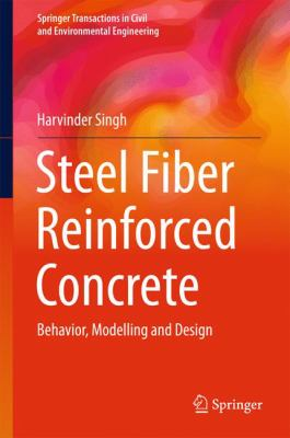 book cover: Steel Fiber Reinforced Concrete