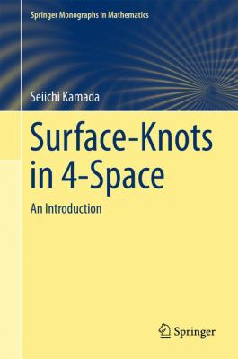 book cover: Surface-Knots In 4-Space