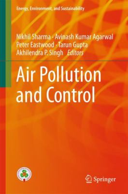 book cover: Air Pollution and Control