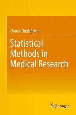 Book cover: Statistical Methods in Medical Research