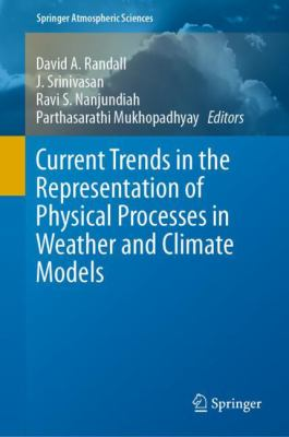 Book Cover : Current Trends in the Representation of Physical Processes in Weather and Climate Models