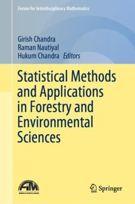 book cover:  Statistical Methods and Applications in Forestry and Environmental Sciences