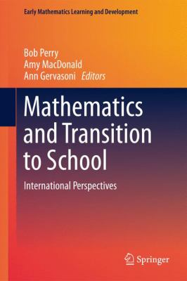 book cover: Mathematics and Transition to School