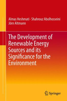 Book Cover : The Development of Renewable Energy Sources and Its Significance for the Environment