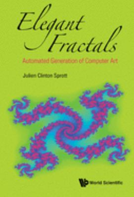 book cover Elegant Fractals
