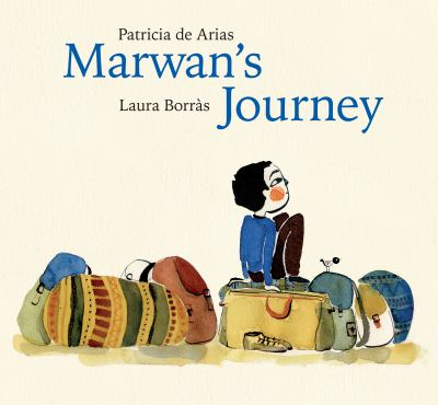 Marwan's Journey Cover Art