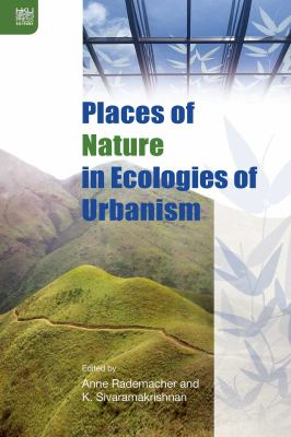 Book Cover : Places of Nature in Ecologies of Urbanism