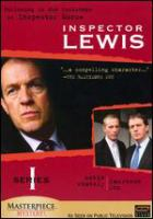 Inspector Lewis cover