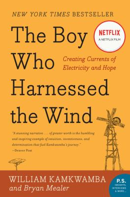 The boy who harnessed the...