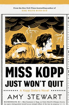 Miss Kopp just won't...