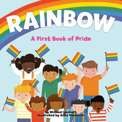 Rainbow : a first book of...