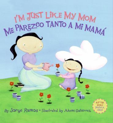 I'm just like my mom...