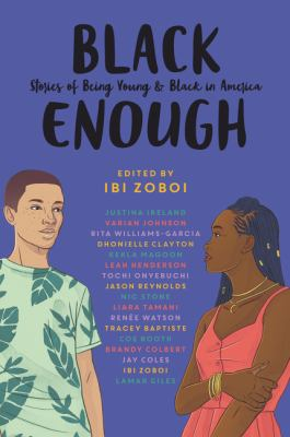 Black enough : stories of...