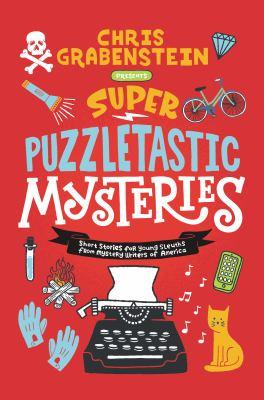 Super puzzletastic myster...