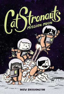 CatStronauts : Mission Moon